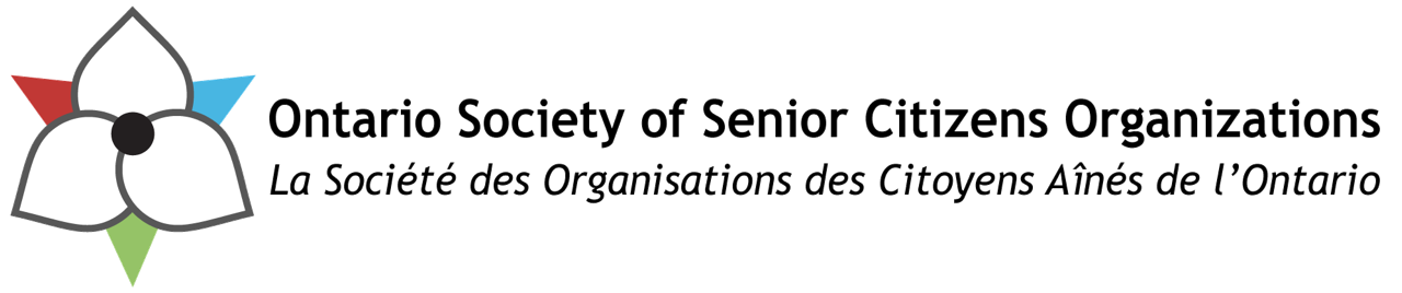 Ontario Society of Senior Citizens Organizations